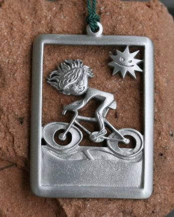 Bicycle Ornament Max